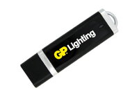 USB flash printing USB110 black