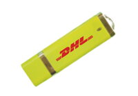USB flash printing USB110 yellow