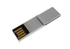 USB Sticks USB236 Metall Klip